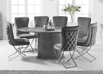 Oval Dining Sets