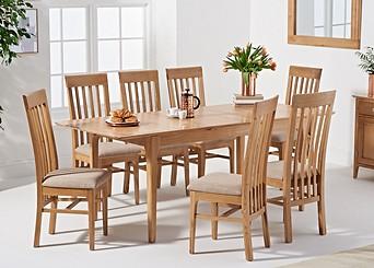 Extending Oak Tables