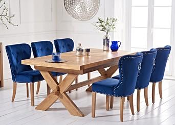 Large Oak Tables