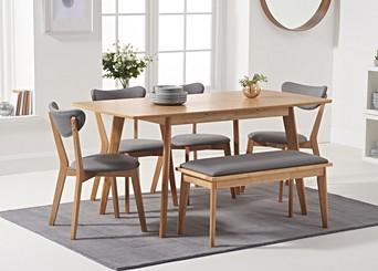 Medium Oak Tables