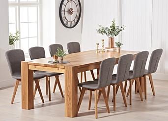 XL Oak Tables