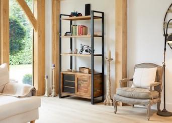 Bookcases & Shelf Units