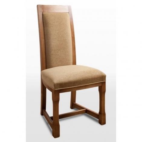 Wood Bros Chatsworth Fabric Chair CT2899