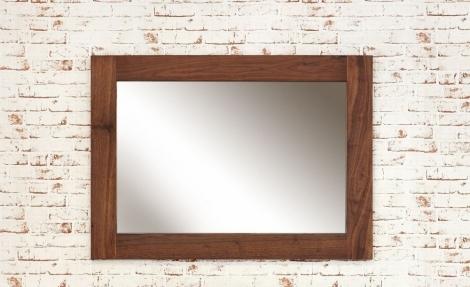 Macan Walnut Medium Mirror