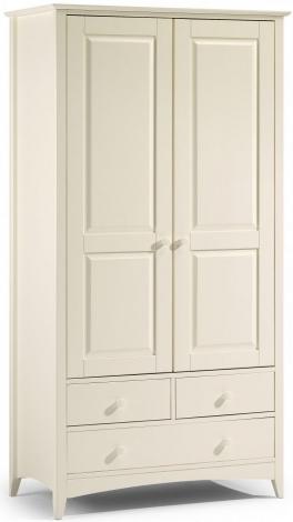 Cameo Stone White Combination Wardrobe