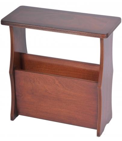 Bradley Antique Reproduction Magazine Rack Table