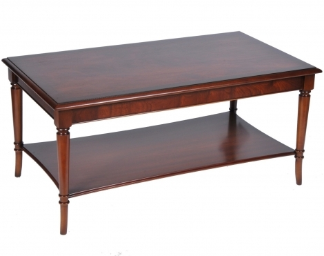 Bradley Antique Reproduction Coffee Table