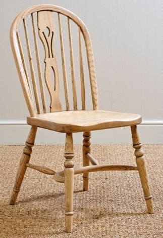 Old Charm Windsor Solid Oak Dining Chair OC2950