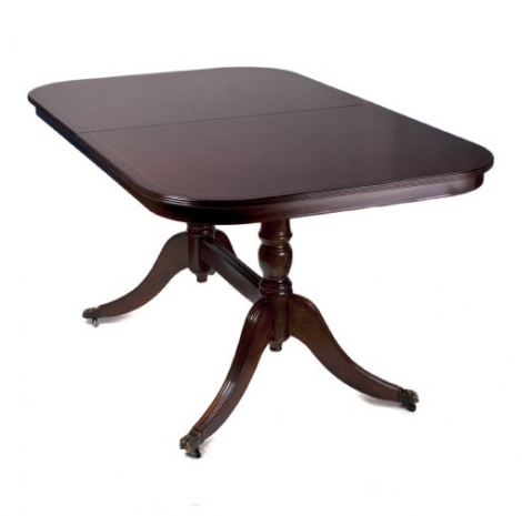Ashmore Antique Reproduction, 5ft Flip over Dining Table