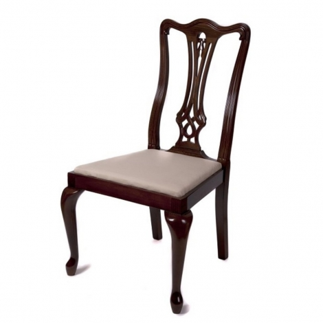 Ashmore Antique Reproduction, Chippendale Dining Chair