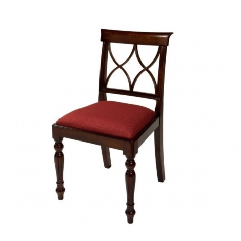 Ashmore Antique Reproduction, Hour Glass Dining Chair