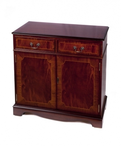 Ashmore Antique Reproduction, 3ft Two Door Sideboard