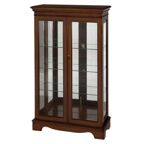 Ashmore Antique Reproduction, Low Tall China Display
