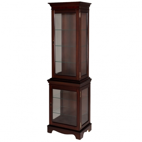 Ashmore Antique Reproduction, Niche Display Cabinet