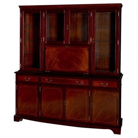 Ashmore Antique Reproduction, 6ft Wall Unit
