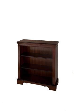 Ashmore Antique Reproduction, Open Bookcase 3ft
