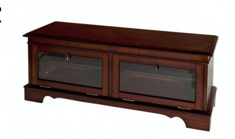 Ashmore Antique Reproduction, 119cm Widescreen TV Cabinet