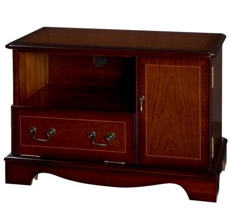 Ashmore Antique Reproduction, TV Cabinet DVD Storage