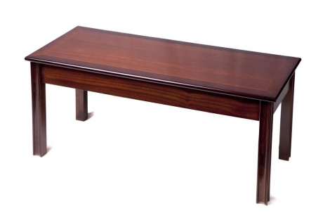 Ashmore Antique Reproduction, Chippendale Coffee Table