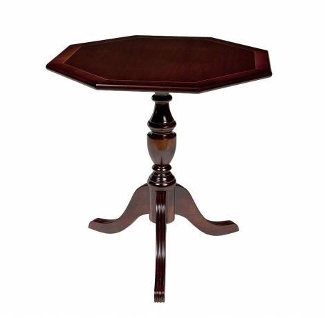 Ashmore Antique Reproduction, Hexagonal Table