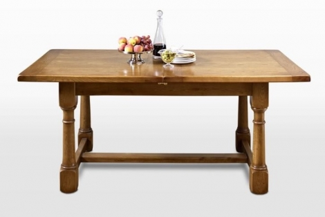 Wood Bros Chatsworth Extending Dining Table CT2873