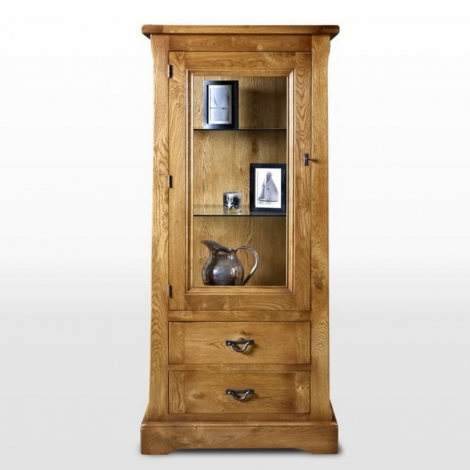 Wood Bros Chatsworth Display Cabinet CT2880