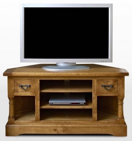 Wood Bros Chatsworth Corner TV Cabinet CT2884