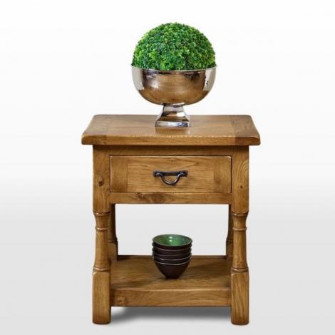 Wood Bros Chatsworth Lamp Table CT2885