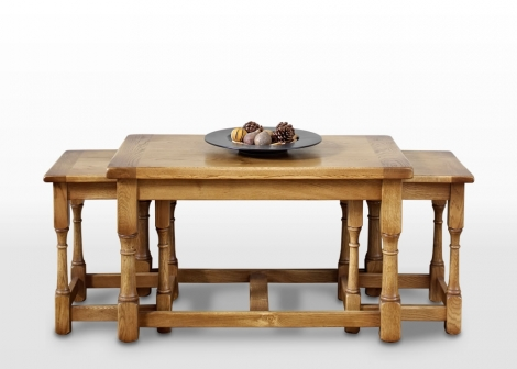 Wood Bros Chatsworth Large Nest of Tables CT2887