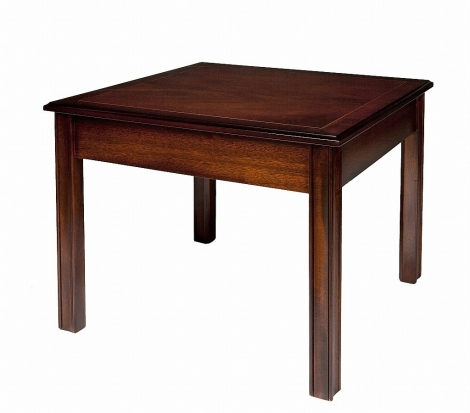 """Ashmore Antique Reproduction, 24"""" Coffee Table"""