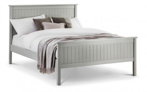 Maine Grey Bed Frame