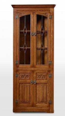 Old Charm Corner Cabinet OC2796