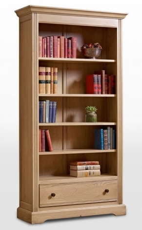 Old Charm Bookcase with Drawer OC2995