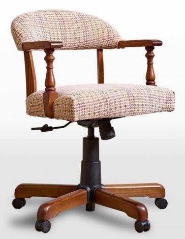 Old Charm Captains Desk Chair OC3032