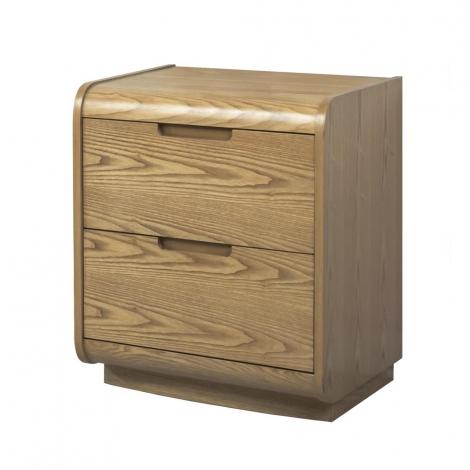 Jual PC209 Oak Office 2 Drawer Pedestal Cabinet
