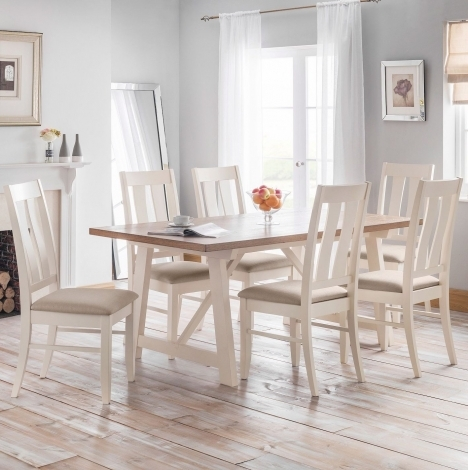 Pembroke Painted Dining Table Chairs