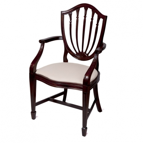 Ashmore Antique Reproduction, Adams Dining Carver Chair