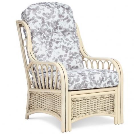 Desser, Vale, Natural Wash, Cane Arm Chair